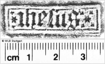 Image Description for https://www.wlb-stuttgart.de/kyriss/images/s0047206.jpg
