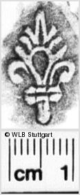 Image Description for https://www.wlb-stuttgart.de/kyriss/images/s0060703.jpg