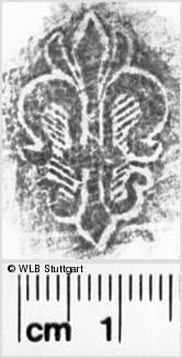 Image Description for https://www.wlb-stuttgart.de/kyriss/images/s0091217.jpg