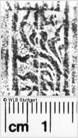 Image Description for https://www.wlb-stuttgart.de/kyriss/images/s0100910.jpg