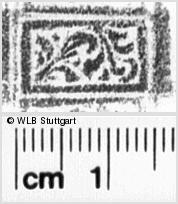 Image Description for https://www.wlb-stuttgart.de/kyriss/images/s0191912.jpg
