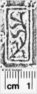 Image Description for https://www.wlb-stuttgart.de/kyriss/images/s0263704.jpg