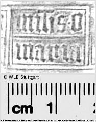 Image Description for https://www.wlb-stuttgart.de/kyriss/images/s0283703.jpg
