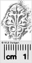 Image Description for https://www.wlb-stuttgart.de/kyriss/images/s0284218.jpg
