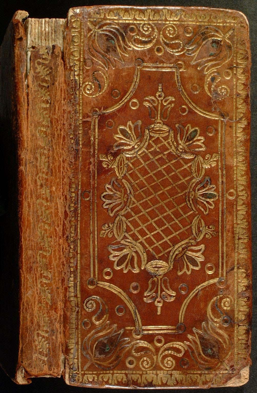 notizbuch mit handschriftlichen eintragungen in italienischer sprache