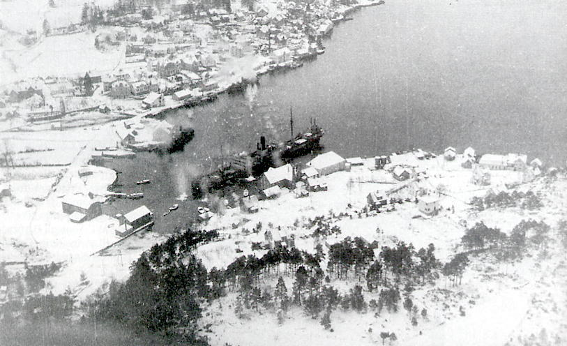 konigsberg bombardements 1945